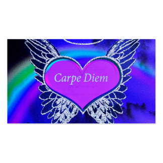 Carpe Diem Business Card Templates