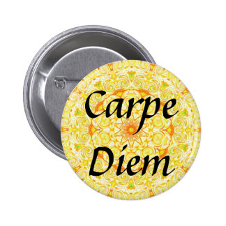 Carpe Diem Pin