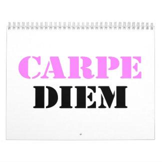 Carpe Diem Wall Calendars