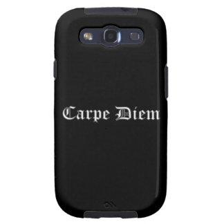 Carpe Diem Galaxy SIII Cases