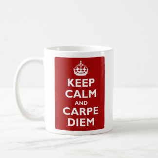 Carpe Diem! Coffee Mug