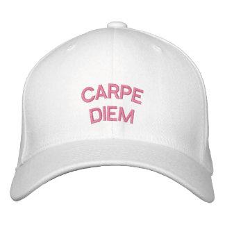 CARPE DIEM - Customizable Cap by eZaZZleMan.com