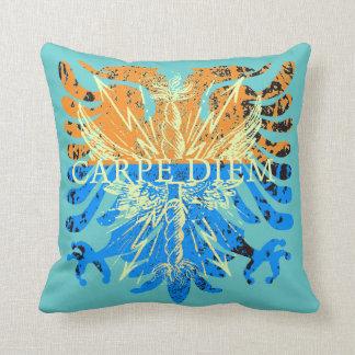 Carpe Diem Gryphonr thor pillow