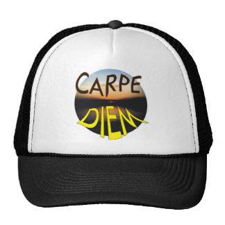 CARPE DIEM MESH HAT