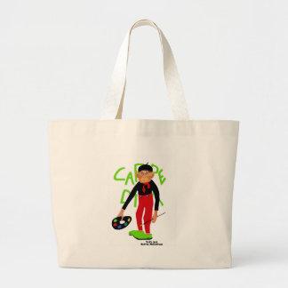 Carpe Diem I Canvas Bags