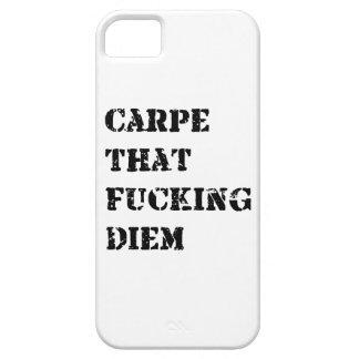 Carpe Diem iPhone 6/6s iPhone SE/5/5s Case