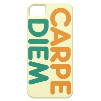 Carpe Diem iPhone SE/5/5s Case