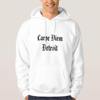Carpe Diem Men's Hoodie