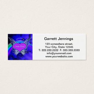 Carpe Diem Mini Business Card