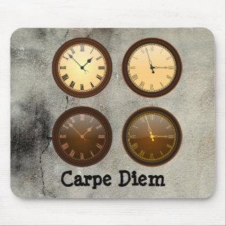 Carpe Diem Mouse Pad