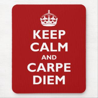 Carpe Diem! Mouse Pad