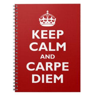 Carpe Diem! Notebook