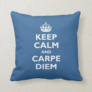 Carpe Diem! Pillows