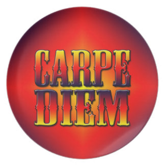 Carpe Diem Plate