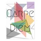 Carpe Diem Postcard