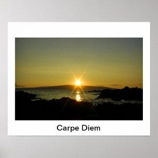 Carpe Diem Poster