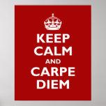 Carpe Diem! Poster