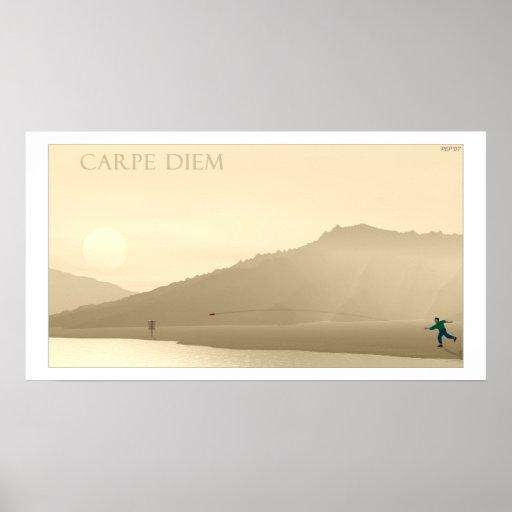 Carpe Diem Posters