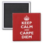 Carpe Diem! Refrigerator Magnet