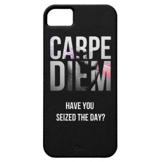 Carpe Diem - Seize the Day iPhone SE/5/5s Case