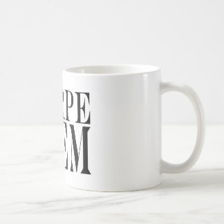 Carpe Diem Seize the Day Latin Quote Happiness Coffee Mug