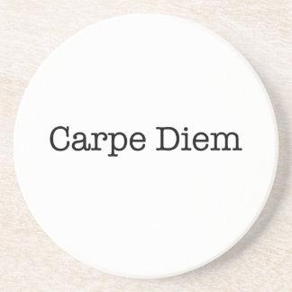 Carpe Diem Seize the Day Quote - Quotes Coaster