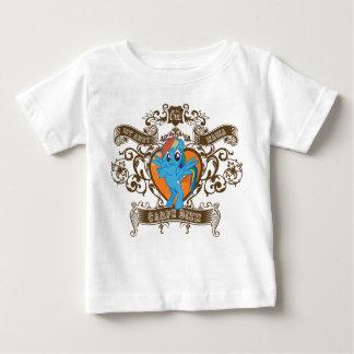Carpe diem Seize the day Rainbow Dash Baby T-Shirt