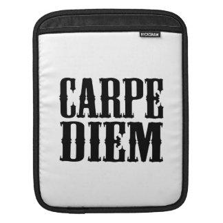 Carpe Diem Sleeves For iPads