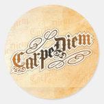 carpe diem stickers
