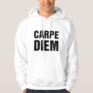 Carpe Diem Sweater Hoodie