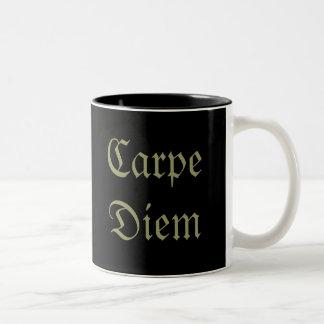Carpe Diem Taza