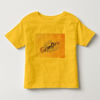 carpe diem toddler shirt