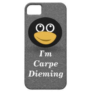 Carpe Dieming iPhone SE/5/5s Case