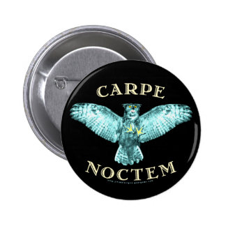 Carpe Noctem Pin