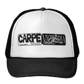 CARPE VICTORIA - AGARRE LA VICTORIA - CAMPO A TRAV GORRA