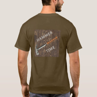 Carpenter and Construction T-Shirt