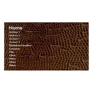 Carpenter ant - cheek business cards
