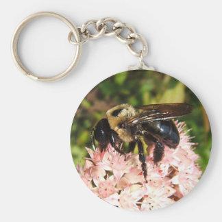Carpenter Bee ~ keychain
