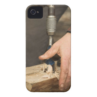 Carpenter BlackBerry Bold Case