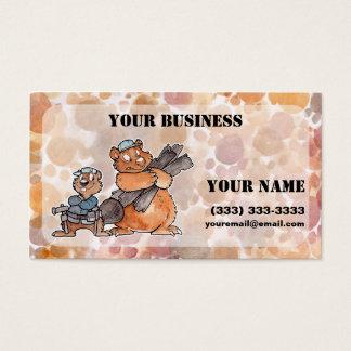 Carpenter Buisiness Card