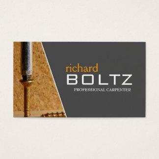 Carpenter - Business Cards