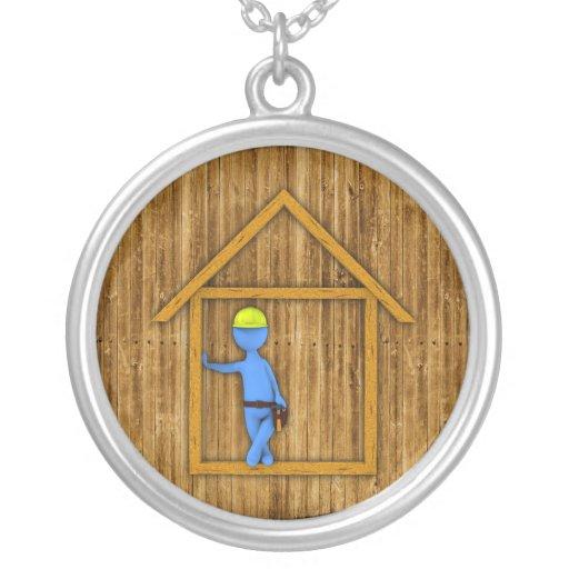 Carpenter Custom Necklace