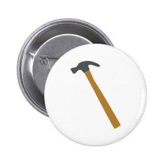 carpenter hammer 2 inch round button