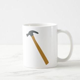 carpenter hammer coffee mug