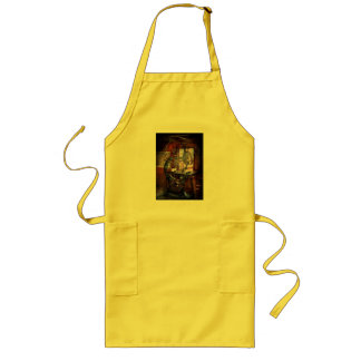 Carpenter - Industrial Strength Long Apron