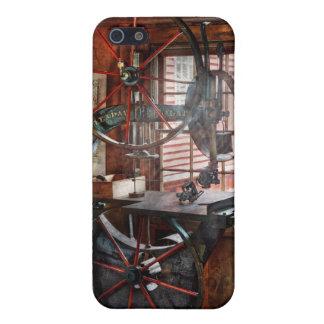 Carpenter - Industrial Strength iPhone SE/5/5s Case