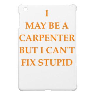 carpenter iPad mini covers
