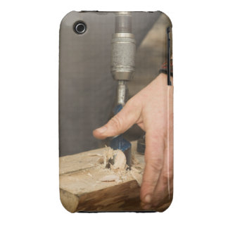 Carpenter iPhone 3 Case-Mate Barely There iPhone 3 Case