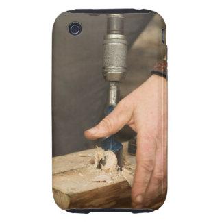 Carpenter iPhone 3 Case-Mate Tough Tough iPhone 3 Case