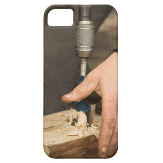 Carpenter iPhone 5 Case-Mate Barely There iPhone SE/5/5s Case
